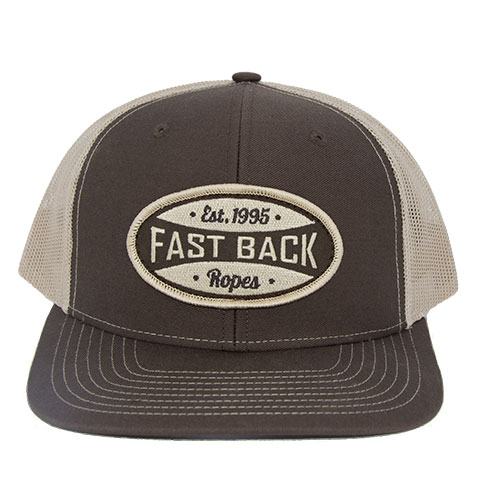 7554da45065f4a Fastback Ropes Brown and Tan With Tan Fastback Logo: Coolhorse