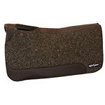 "Reinsman Wool Contour Saddle Pad 30"" x 31"""