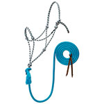 Weaver Leather Silvertip No. 95 Rope Halter with 12