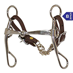 Molly Powell Quick Turn Argentine Square Snaffle