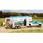Breyer Pick-Up Truck and Trailer