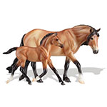 Breyer Classic Mare and Foal