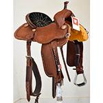 New! Stingray Sherry Cervi Barrel Racing Saddle by Martin Saddlery