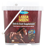 Laser Sheen Skin & Coat Supplement for Horses