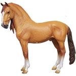 Breyer Red Campolina Stallion