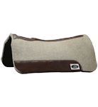"Cactus Perfect Fit Foam Grey Saddle Pad 31"" X 30"""