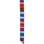 Mustang Manufacturing Fashion Print Nylon Off Billet- Serape