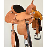 "New! 13"" Crown C Barrel Saddle by Martin Saddlery"