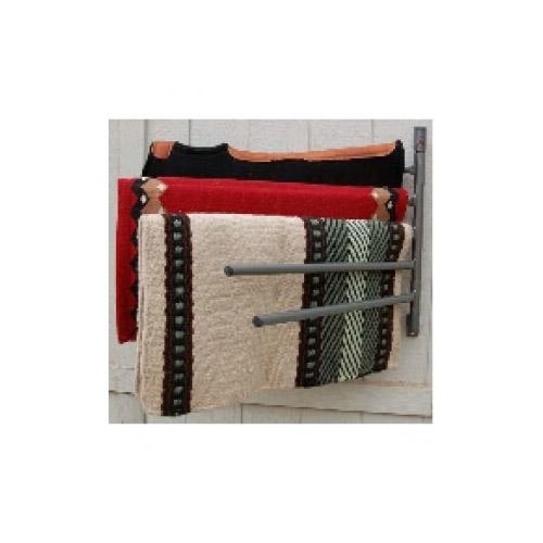 Equi Racks 5 Arm Wall Mount Blanket Pad Rack