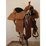 "Used 14"" Coolhorse All Around Saddle"