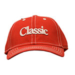 Classic Equine Orange Kids Cap