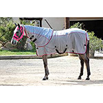 Comfort Fit Fly Sheet in Pink