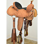 "New! 12.5"" Coolhorse Saddles All Around Saddle"