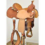 "New! 13"" Coolhorse Saddles All Around Saddle"