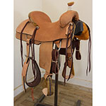 "New! 16.5"" Coolhorse Saddles Ranch Saddle"