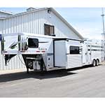 2019 Lakota Stock Combo Horse Trailer w/ 11