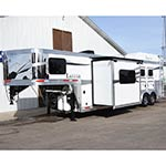 2018 Lakota Charger 3 Horse Trailer 11