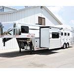 2018 Lakota 4 Horse Trailer Charger Model 11