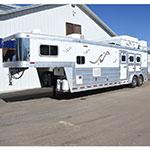 2010 Platinum 3 Horse Trailer 12
