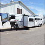 2019 Lakota 4 Horse Trailer with 15