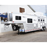 On Order - 2019 Platinum 3 Horse Trailer 10