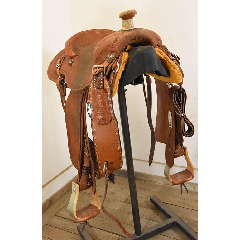 Saddles For Roping Barrel Racing Ranching Amp Riding