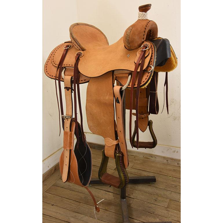 Saddles For Roping, Barrel Racing, Ranching, & Riding