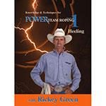 Classic Rope Rickey Green Heeling DVD
