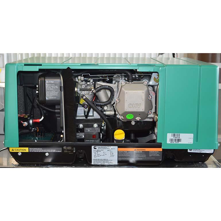 Onan Generator 4000 Schematic Onan Microlite 4000 Wiring: 35 Gallon Hay Rack Water Caddy: Coolhorse