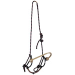 Dutton Twisted Snaffle Gag Draw with Noseband