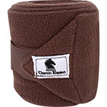 Classic Equine Polo Wrap- Chocolate