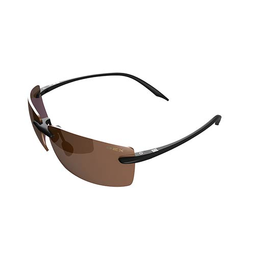 f22a81f08d BEX Sunglasses Landyn- Black Brown  Coolhorse