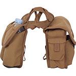 Cashel Saddle Horn Bag Brown