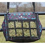Classic Equine Top Load Hay Bag- Mardi Gras