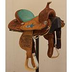 "Used 12"" Coolhorse Youth Trophy Saddle"