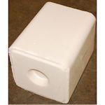 United Salt Corporation White Salt Block 50 lb