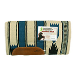 "Coolhorse Blanket Top Memory Foam Saddle Pad- 36"" x 34"""