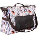 Classic Equine Boot Accessory Tote- In Bloom