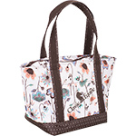Classic Equine Cooler Tote- In Bloom