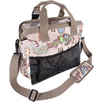 Classic Equine Frontier Print Groom Tote