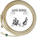 King Ropes 3-Strand Poly (Treated) Calf Rope