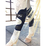 Coolaid Horse Hock Cooling Wraps Navy